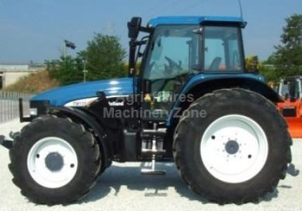 New holland tm 135- 4x4 - Ano 2006